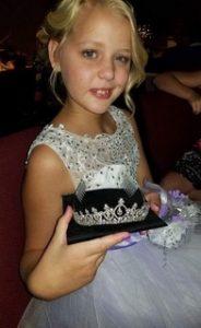Makanda Williams Princess Crown